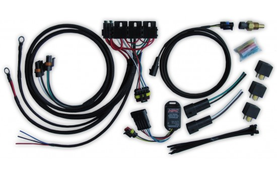 Radiator Fan Control Kit for Dual Fans (Two Speed)